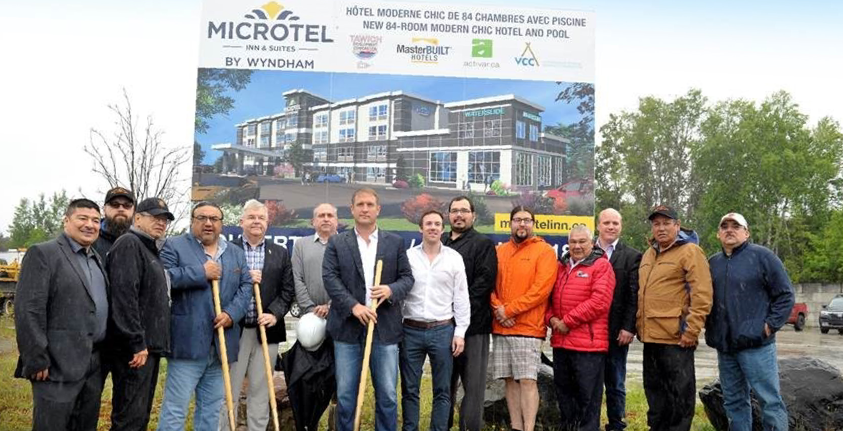 New Hotel coming to Val D'or